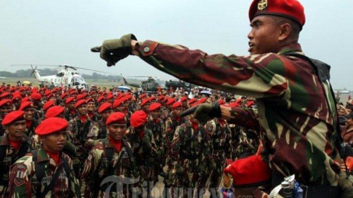 Kisah Kopassus, Saat Dengar Sandi Ini, Pasukan Baret Merah Akan Langsung Siap Tempur