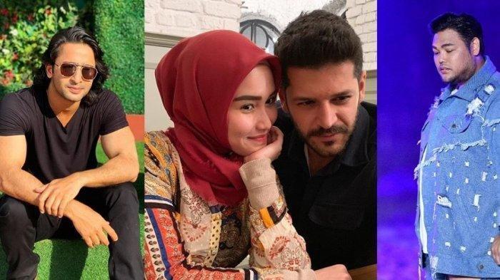 Bukan Ivan Gunawan & Shaheer Sheikh, Ayu Ting Ting Pulang Umrah Langsung Temui Pria Turki Ganteng