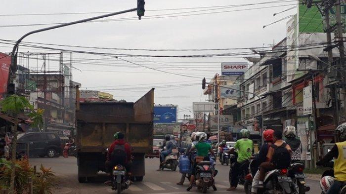 Warga Laporkan Lampu Pengatur Lalin di Jalan Pattimura Tak Menyala, Ini Jawaban Kadishub Kota Jambi