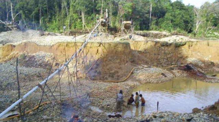 Beredar Kabar Tujuh Warga Muratara Tertimbun di Sarolangun, Ini Kata Polsek Limun dan Kades Napal