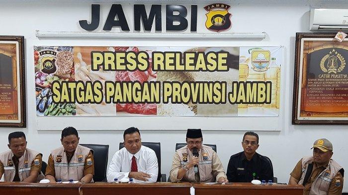 Satgas Pangan Polda Jambi Jamin Tidak Ada Beras Plastik di Provinsi Jambi