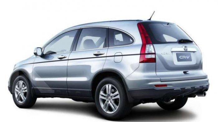Harga Mobil Bekas Honda CR-V Mulai Rp 100 Jutaan untuk Mobil Generasi Ketiga