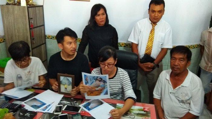 Istri Yansen Kwok Minta Penusuk Suaminya Dihukum Setimpal