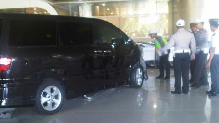 Kronologi Toyota Alphard Hilang di Parkiran RSUD Jambi, Ini Hal yang Bikin Kasat Reskrim Heran