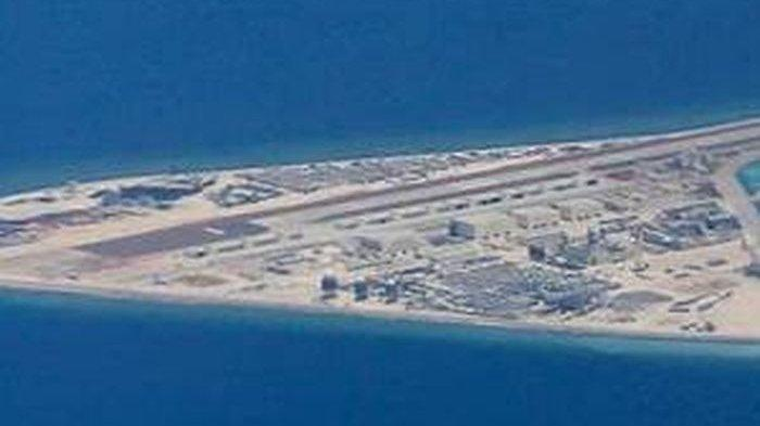 Pangkalan Laut China Selatan.