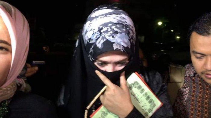 Ini Komentar Firza Husein Setelah Diperiksa Sekitar 11 Jam di Polda Metro Jaya