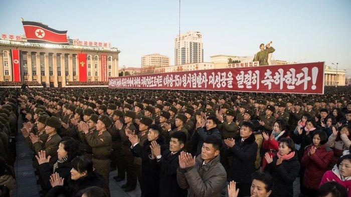 Korea Utara Klaim Nihil Kasus Virus Corona, Ahli Sebut Sesuatu yang Mustahil