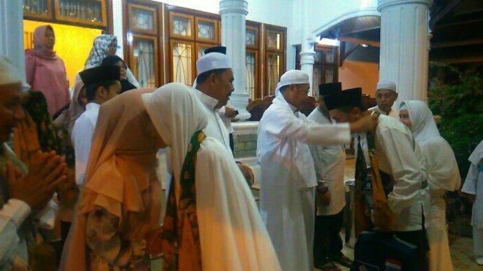 Didaftarkan Sejak Umur 10 Tahun, Ahmad Husairi bin Idrus Jaamah Termuda dari Sarolangun