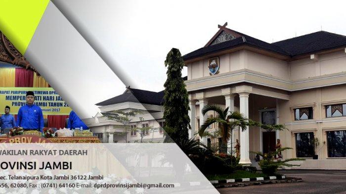 WIKIJAMBI - Daftar Nama Anggota DPRD Provinsi Jambi Terpilih Periode 2019-2024