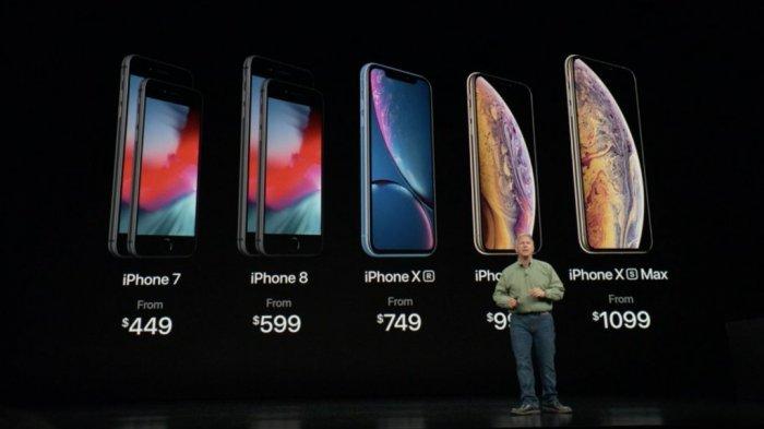 Daftar Harga iPhone - Bocoran iPhone 12 yang Lebih Murah dari iPhone XR, iPhone Xs, iPhone 11