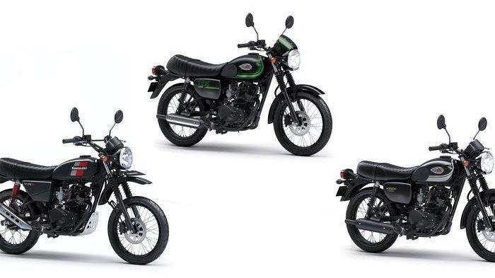 Diskon Pembelian Kawasaki W175 VIN 2019 Capai Rp 6,4 Juta