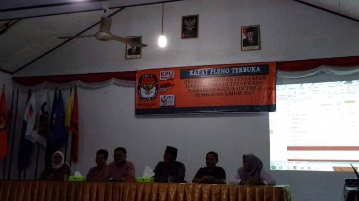 Ditemukan Selisih Data Hingga 11 Ribu Jiwa padaDPTHP II Kabupaten Tebo