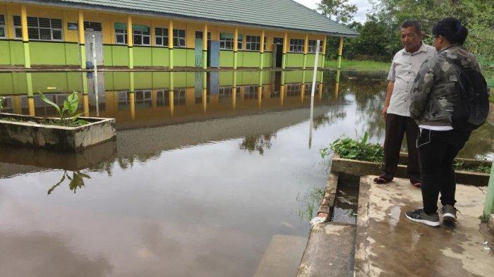 Lapas Klas IIA Jambi Kebanjiran, Yusran Tambah Persolnel untuk Penjagaan