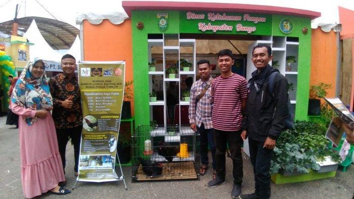 HJF Gunakan Probio FM dari Unja untuk Ternak Ayam yang Lebih Sehat