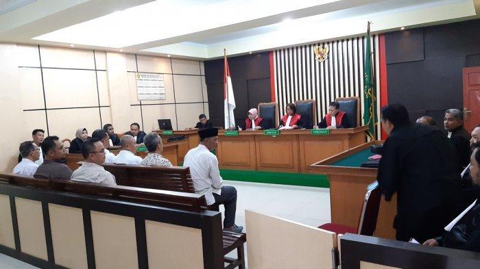 Hakim tak Lengkap, Sidang Dugaan Korupsi Asrama Haji Jambi Rabu Lalu Ditunda, Ini Jadwal Barunya