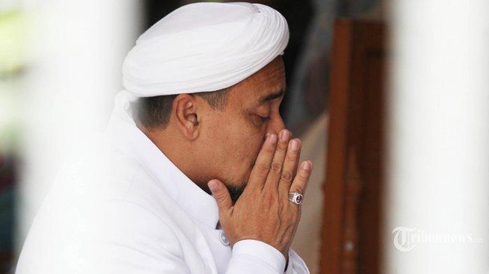 Habib Rizieq Bakal Hadir di Reuni Akbar 212, Namun Tak Tampak hingga H-1, Belum Sampai?
