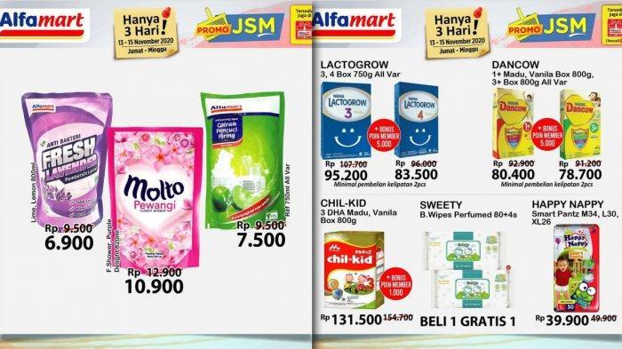 Promo JSM Alfamart Jambi 13-15 November 2020