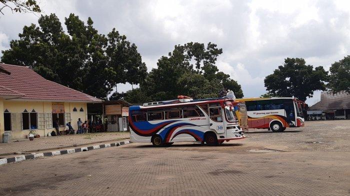 Terminal Sijenjang di Kota Jambi Dalam Waktu Dekat Kembali Dioperasikan