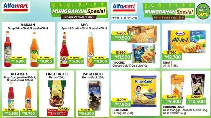 Promo Alfamart Hari Ini 14 April 2021 Promo Serbu Paket Ramadhan Hemat Munggahan Spesial Up to 50%