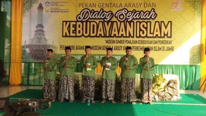 14 Pondok Pesantren Ikuti Lomba Berzanzi di Gentala Arasy