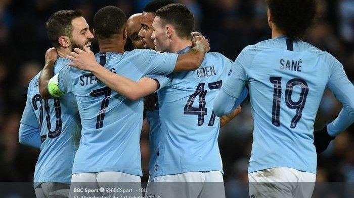 Jadwal Liga Champions Malam Ini Semifinal antara PSG vs Man City Live Streaming TV Nasional