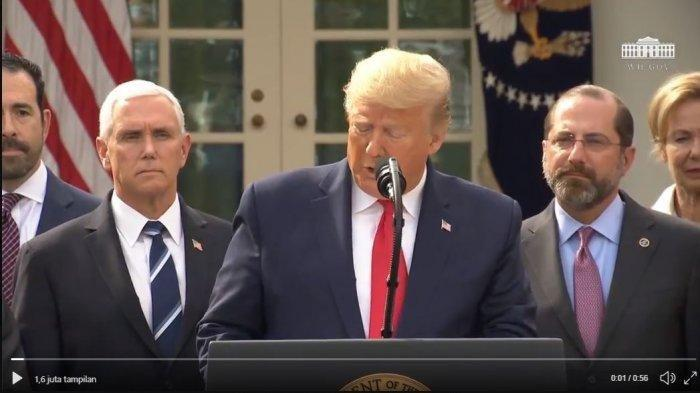 Kronologi Donald Trump Terinfeksi Covid-19, Karantina Mandiri Usai Asisten Kepercayaannya Positif