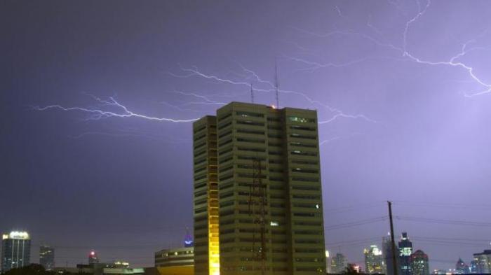PRAKIRAAN Cuaca BMKG Sabtu, 5 September 2020, Cuaca Ekstrem Berpotensi Terjadi di 24 Wilayah, Jambi?