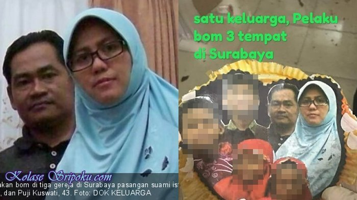 Astaga! Usai Subuh Berjamaah Keluarga Dita Pelaku Bom Surabaya Lakukan Hal Ini, Gak Nyangka Banget!