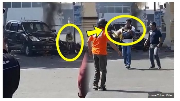 Bawa Anak 8 Tahun Lakukan Bom Bunuh Diri Mapolrestabes Surabaya, Begini Kondisi Bocah Itu Saat Ini