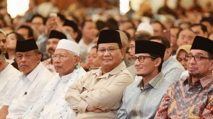 TERUNGKAP Alasan Sebenarnya BPN Prabowo-Sandi Menolak Hasil Pilpres 2019 Tapi Menerima Pileg 2019