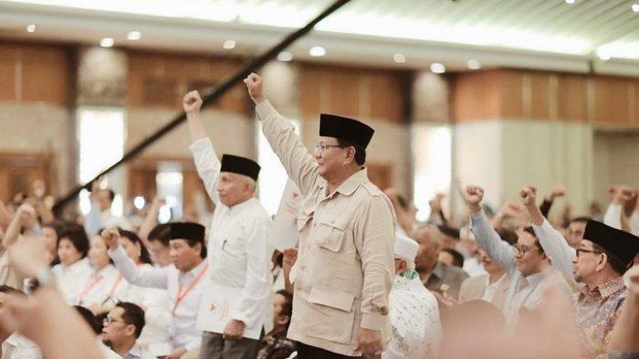 Tolak Hasil Pilpres 2019, Prabowo SUbiyanto: Kami Tak Bisa Terima Ketidakadilan dan Ketidakjujuran