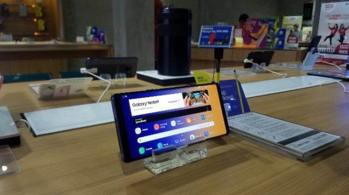 Samsung Galaxy Note 9; Mampu Akomodir Produktivitas, Kreativitas dan Hiburan Tanpa Batas