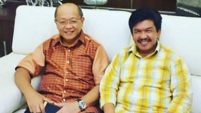 Pilgub Jambi, Cek Endra Dapat Dukungan Penuh dari DPD Golkar Sarolangun