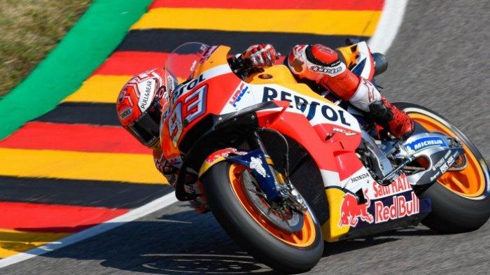 Hasil Latihan Bebas MotoGP Ceko 2018 - Dani Pedrosa Jadi yang Tercepat, Valentino Rossi Tercecer