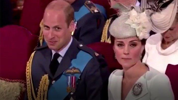 Hadiri Acara Penting, Pangeran William Menahan Tawa, Reaksi Sang Istri Jadi Sorotan