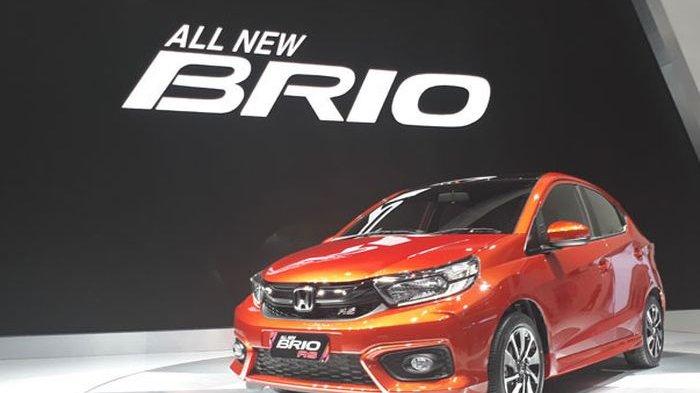 Harga Mobil Baru Honda Brio Juli 2021 Mulai Rp 150 Jutaan