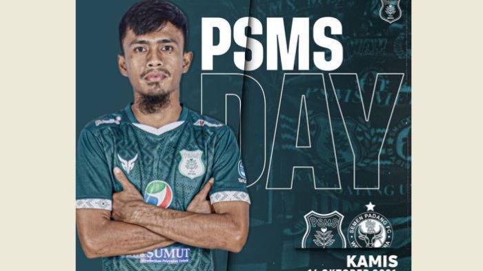 Link Nonton Siaran Langsung PSMS Medan vs Semen Padang di Liga 2 Malam Ini