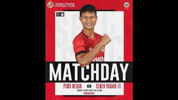 Prediksi Susunan Pemain PSMS Medan vs Semen Padang Malam Ini, Ayam Kinantan Bakal Rotasi Pemain