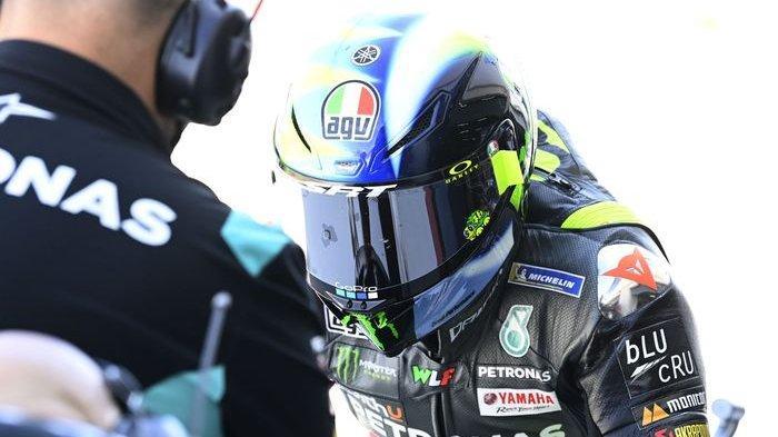 Musim Terakhir Ikut Balapan, Valentino Rossi Diharapkan Naik Podium di MotoGP Emilia Romagna 2021