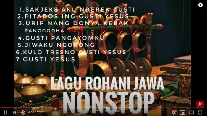 Download Lagu MP3 Natal Bahasa Jawa