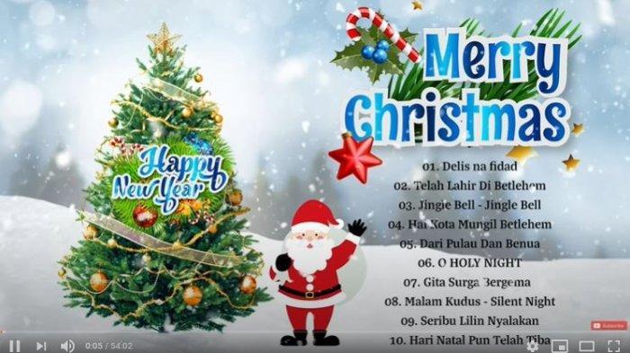 Download Lagu MP3 Natal Terpopuler