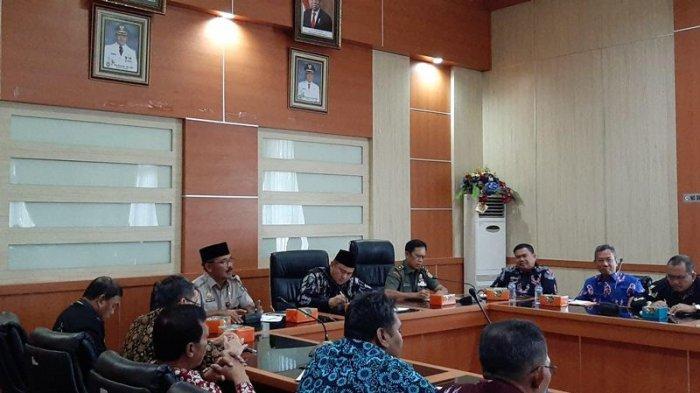15 Kecamatan di Bungo Rawan Bencana, BPBD Kesbangpol Bungo Siaga