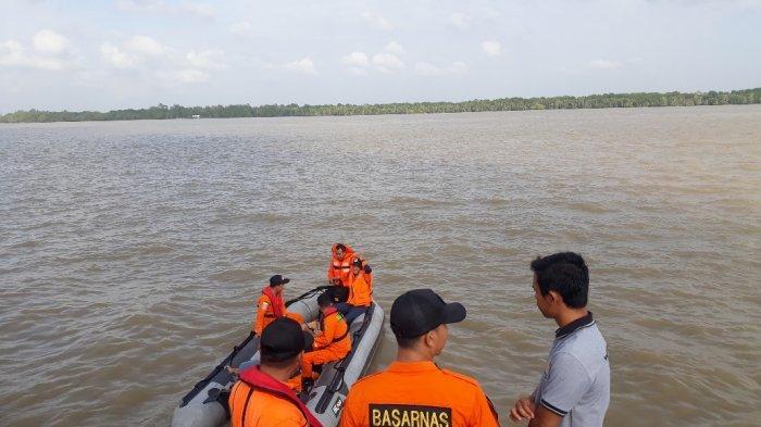 Jasad Diperkirakan Muncul Pukul 15.00, Basarnas Terus Cari Zulfan yang Tenggelam di WFC Tungkal