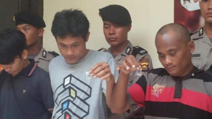 Asyik Pesta Narkoba, Tiga Warga Jangkat Diciduk Polisi, Sabu dan Alat Hisap Diamankan