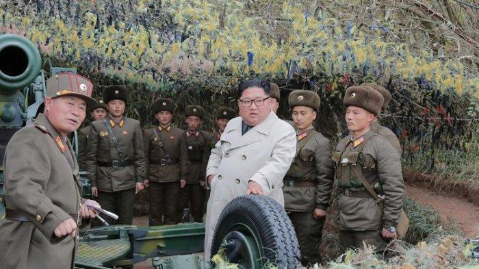 Dilarang Berpergian Saat Darurat Corona, Suami Istri di Korea Utara yang Kabur Ditembak Mati