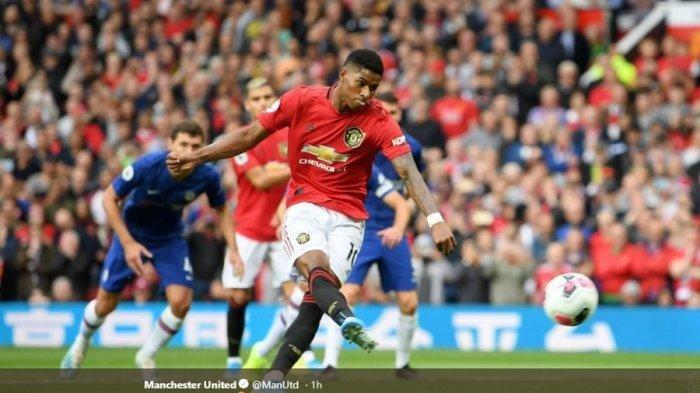 Bakal Seru, Bigmatch Liga Inggris Chelsea vs Manchseter United Live Streaming Malam Ini Mola TV