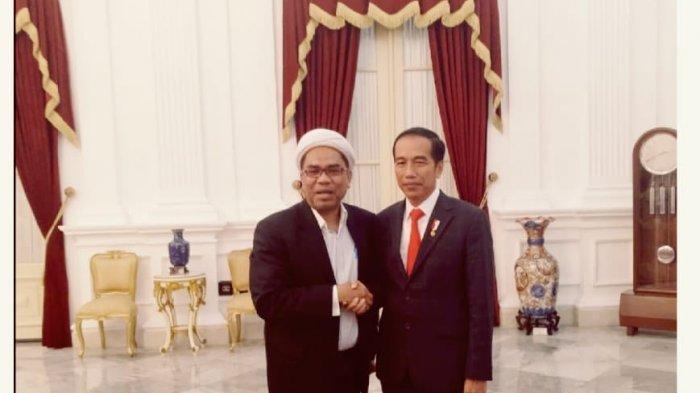 Ali Mochtar Ngabalin dan Jokowi