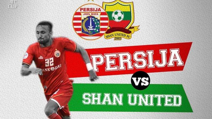 Video 2 Gol Persija Jakarta vs Shan United di Babak Pertama Piala AFC 2019, Skor Sementara 2-0