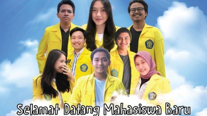 Poster Penyambutan Mahasiswa Baru di UI Dicibir Netizen, 'ni gajak ke kampus apa ke akhirat'