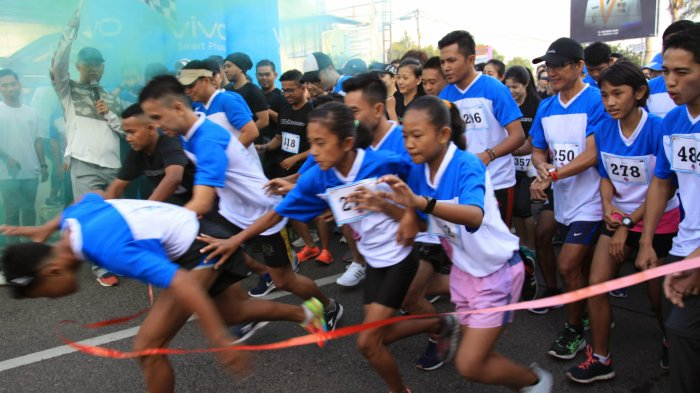 Odua Weston Ulang Tahun Kedua, Masyarakat Diajak Lari 2 Km